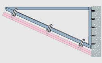 Franjas y Estructuras Metálicas - Protección pasiva contra incendios