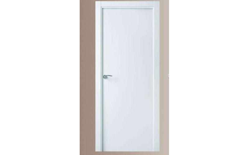 Puerta Lacado Blanco Lisa