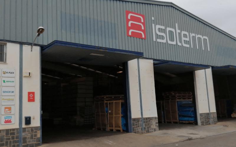 Aislamientos, tabiquería seca y falsos techos para la construcción e industria